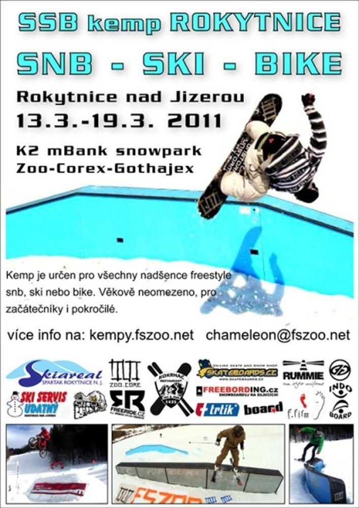 SSB camp Rokytnice