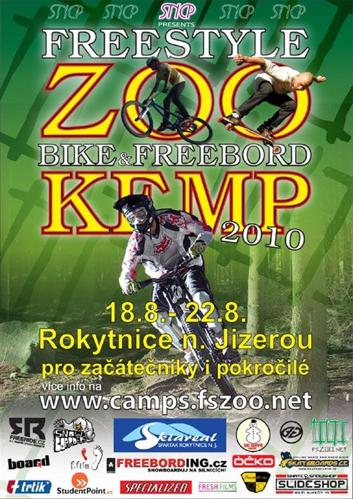 bike & freebord camp