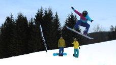 Snow camp donovaly